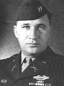 US Army Leonard T Schroeder