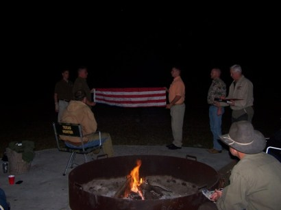 flag-folding-ceremony-lucky-me-ranch-2010