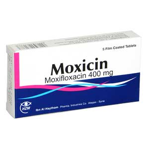 Moxicin
