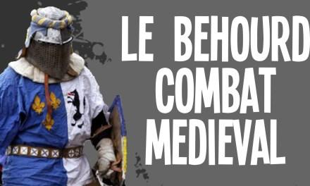 Combat Médiéval Béhourd – Reportages #2
