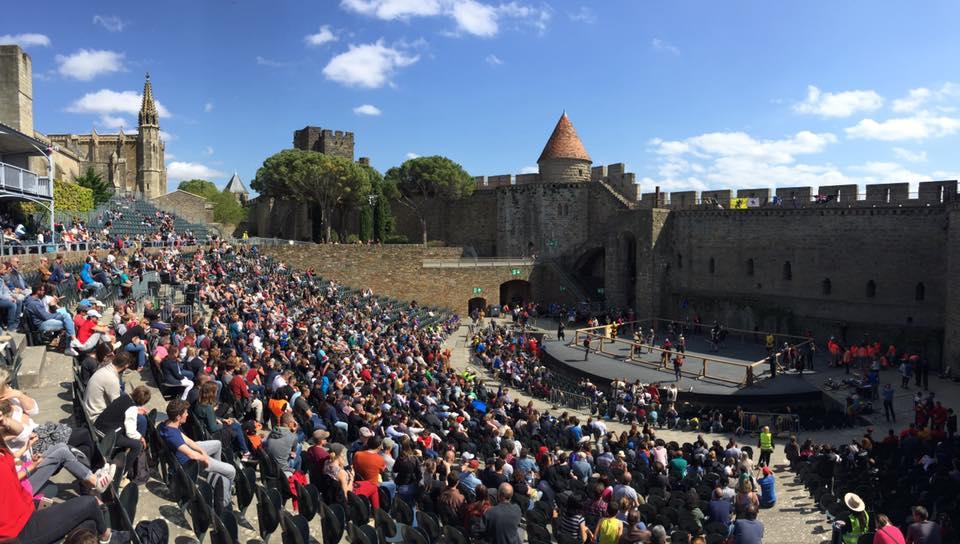 Carcassonne 2017 – Tournoi de la Citadelle: résultats