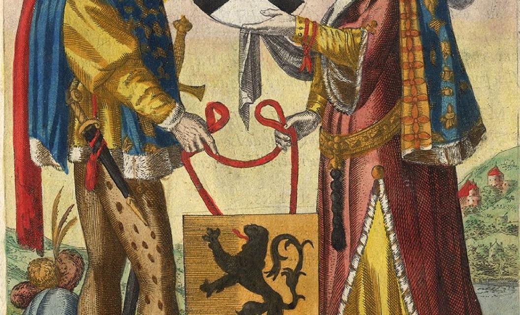 """""""Baudouin de Flandre"""" ( 15ème siècle) – les conflits des XII et XIIIèmes siècles"""