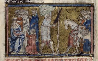 L'entraînement d'un chevalier selon Boucicaut, Maréchal de France