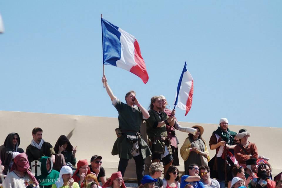 L'équipe de France a besoin de vous !