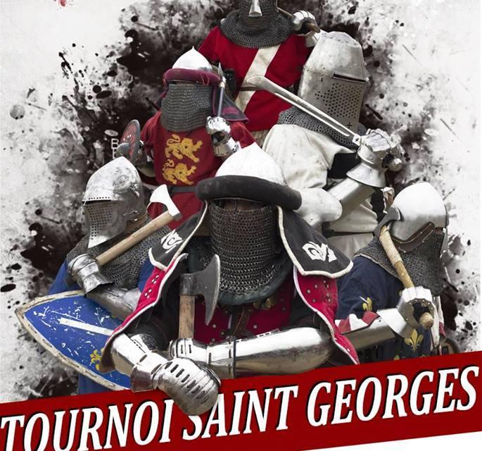 Tournoi Saint-Georges : inscriptions combattants