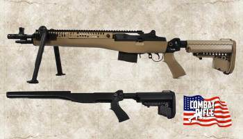 Delta 14 Chassis Gen 2 with Folding Stock FS3   Combat Rifle