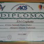 Diploma Karate 8