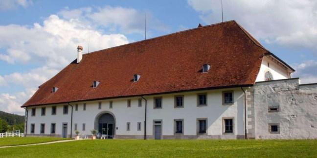 Maison de la Tête de Moine in Bellelay