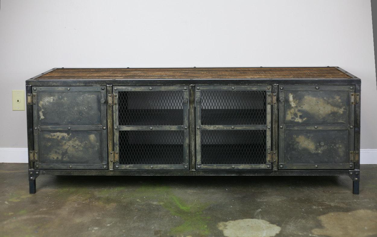 Vintage Industrial Buffet