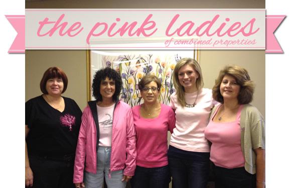 Pink Ladies Of CP
