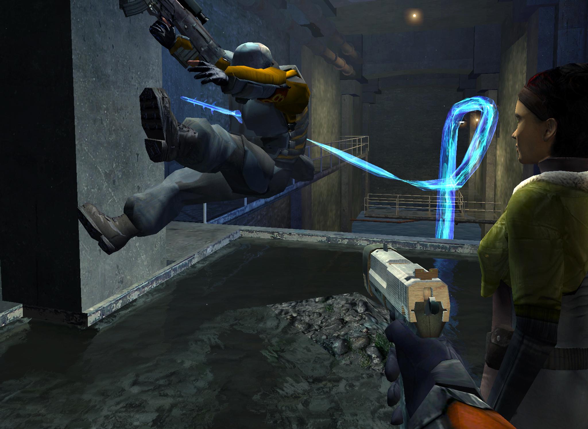 Half Life 2 E3 Combine Sol R