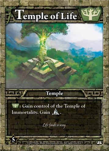 ... Et gagnez un Temple !