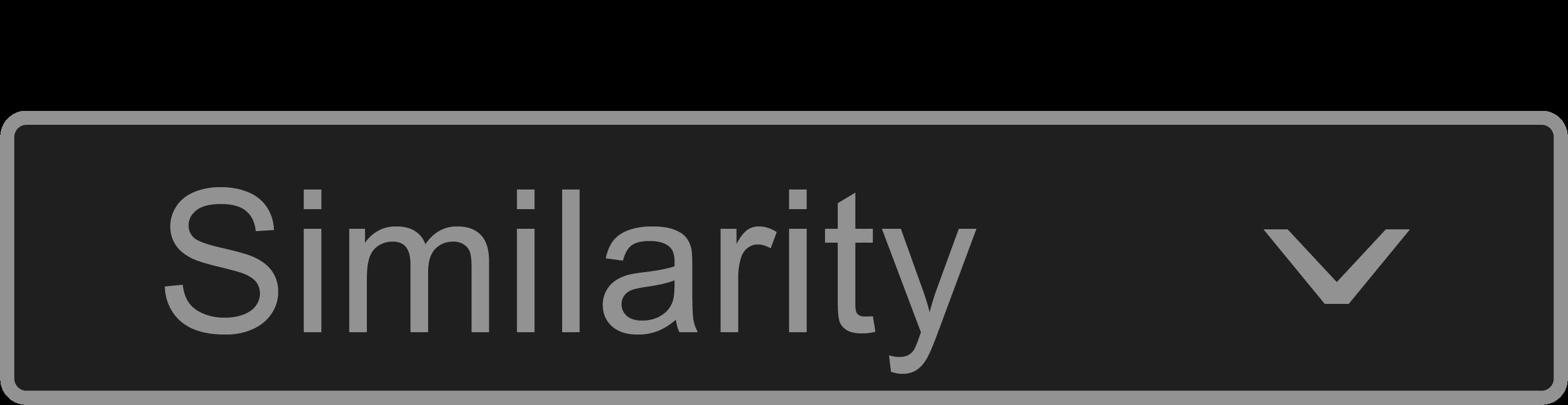 Knop voor de modus similarity bij het stabiliseren van videobeelden met BlackMagic Design DaVinci Resolve.