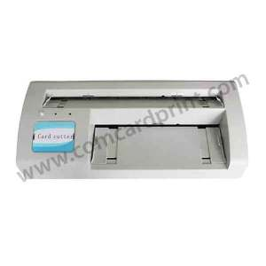 Calling Card Cutter Machine