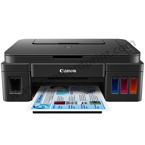 Canon G1000 Pixma Ink Efficient   Inkjet Printer w/ Original Ink