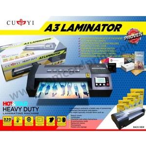 Cuyi A3 Laminator | Heavy Duty