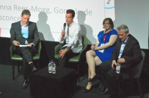 """Panel session: """"Can banks afford to ignore crowdfunding?"""""""