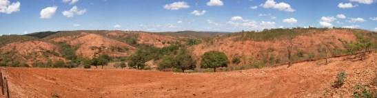 exposed soil degradation