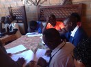 Community members were invited to then rate the conditions within the Conservancy using the SEPLS Resilience indicators. The results were used to discuss priorities and strategies within the target landscape.