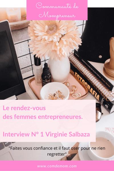 interview de femme entrepreneure