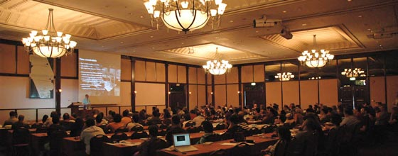 Presenting at ICTVC