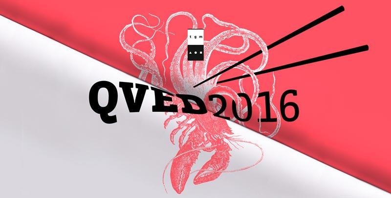 QVED 2016 promotional image by Kochan & Partner
