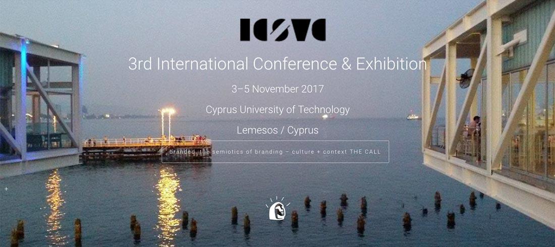 Hear me talk about branding at Lemesos semiotics conference