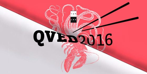 QVED 2016 promotional image by Kochan & Partner