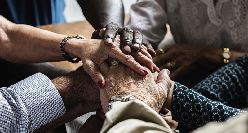 Senior Citizens Church Harvest Christian Ministries
