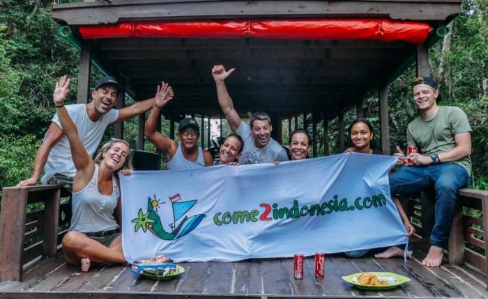 Borneo Indonesia kalimantan Orangutan tour come2indonesia