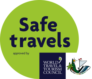 WTTC Safe Travels Stamp come2indonesia