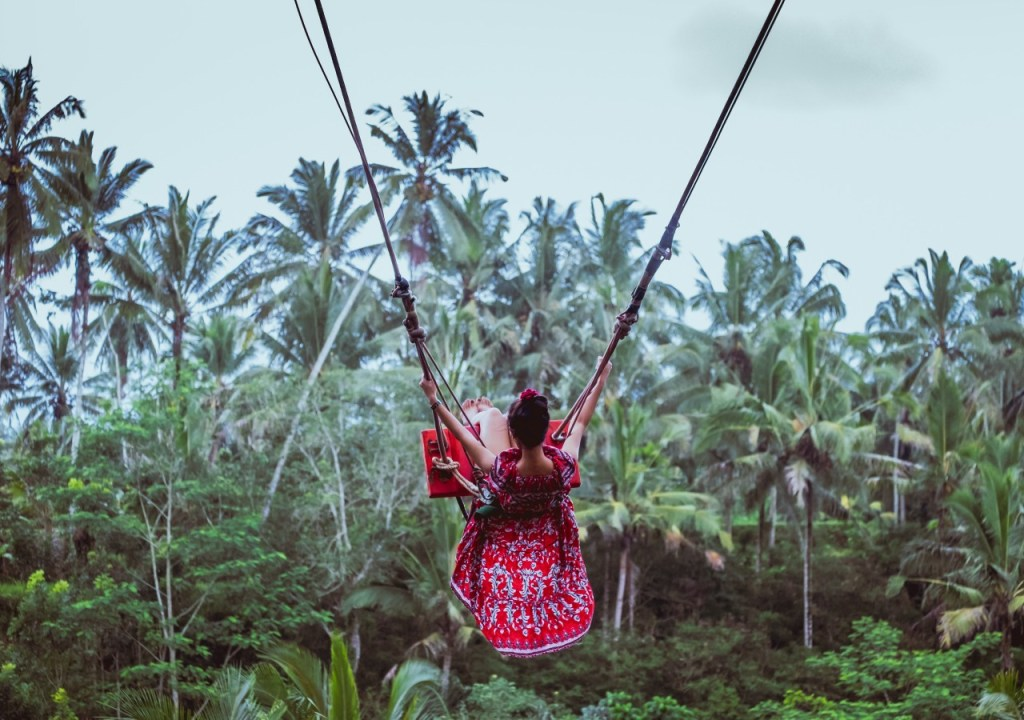 bali swing come2 Indonesian tours