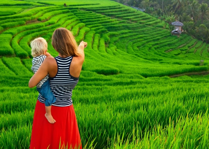 bali family trip come2indonesia tours