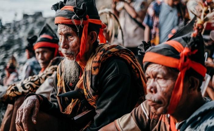 Pasola Festival in SUMBA ISLAND