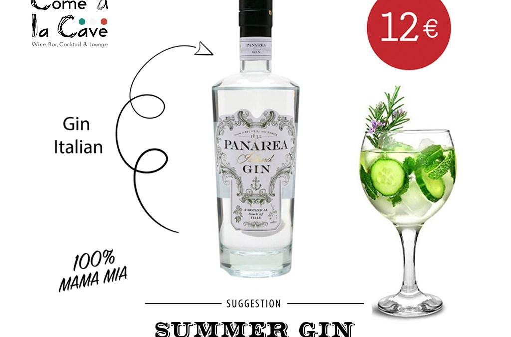 Summer Panarea Island Gin
