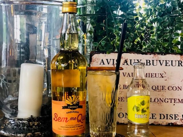 Brazilian Flavored Cocktail - Brazilian Week - Cachaça Hub - Come à la Cave - Robin du Lac Concept Store (2)