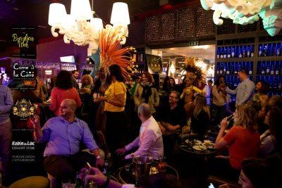 Brazilian Week - Come à la Cave - Wine Bar - Cocktail - Robin du Lac Concept Store - Luxembourg (93)