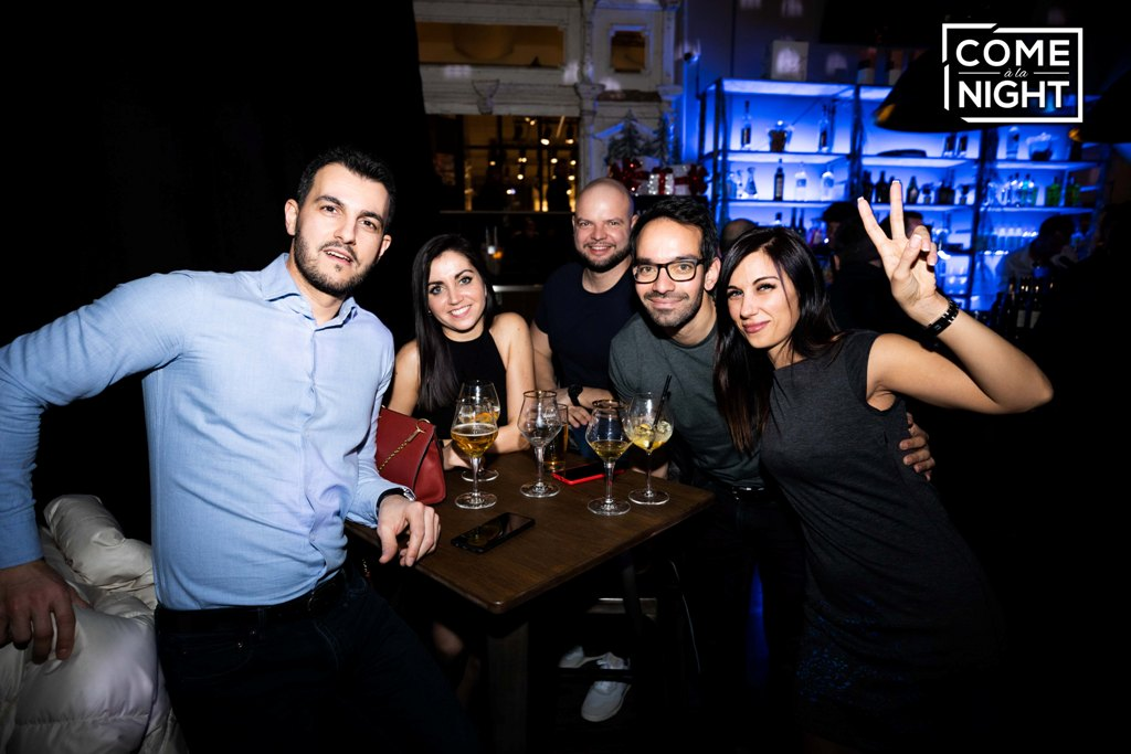 Come à La Night - Live DJ's Set - DanceFloor - Drinks & Cocktails - Robin du Lac Concept Store (43)