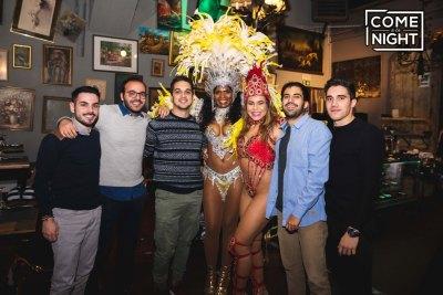 Brazilian Carnaval at Come à la Night - Come à la Cave - Robin du Lac Concept Store Luxembourg (53)