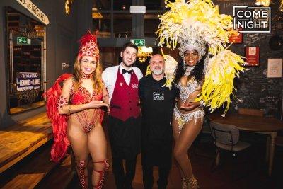 Brazilian Carnaval at Come à la Night - Come à la Cave - Robin du Lac Concept Store Luxembourg (58)