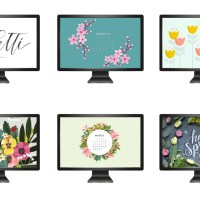 Free Wallpapers for March 2016 + Calendar