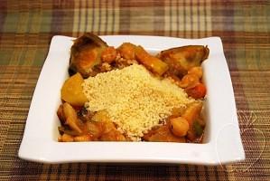 Copie de Couscous végétarien