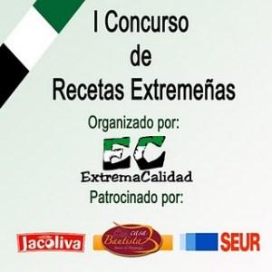 Concurso-Recetas Extrmeñas