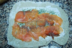 Baguette sarasin saumon fumé (1)