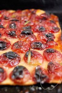 Pizza de uvas y aceite (dulce) (15)