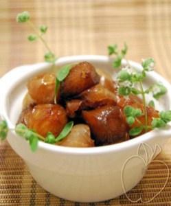 Cebollas pequeñas caramelizadas (4)