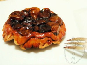 Tatin de cebolletas caramelizadas (9)