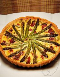 Quiche de jamón y trigueros (3)