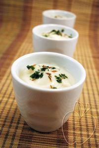 Crema de coliflor y leche de coco (1)