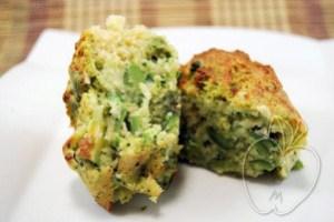 Cake salado de habitas tiernas y ricotta (21)